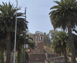 Covid-19: Con altavoces, invitan a vecinos de Metepec a permanecer en sus casas