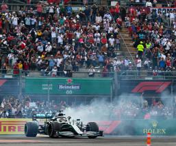 Gran Premio de México podría ser a puerta cerrada