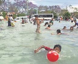 La Fuente de Civac en Morelos estará vacía este año por Covid-19