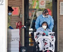 Mueren 108 mexicanos en EU, en medio de emergencia sanitaria por Covid-19