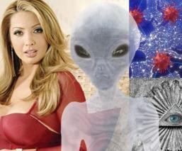 Paty Navidad: Extraterrestres, Covid-19 y otras de sus extrañas teorías conspirativas