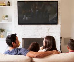 Sube rating de televisoras por cuarentena de coronavirus