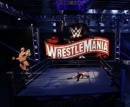 Wrestlemania 36, rompe récord en interacción en redes sociales