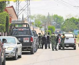 Acribillan a militar en retiro en Morelos