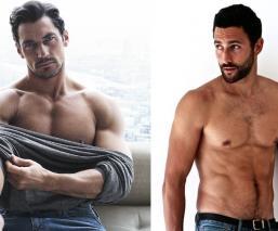 Ellos son los modelos masculinos más sensuales y mejores pagados del mundo
