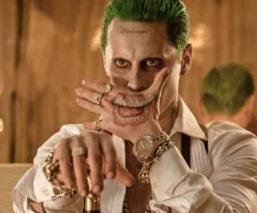 Revela imagen inédita del Joker de Jared Leto y piden que salga la versión completa