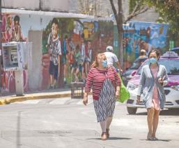 Callejón del Barrio de San Pedro en Iztapalapa está aterrorizado por Covid-19