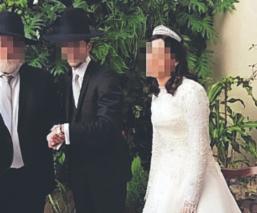 Detienen a novios judíos que violaron la cuarentena para casarse, en Argentina