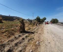 Hallan cadáver embolsado sobre camino rural de San Marcos Huixtoco, en el Estado de México