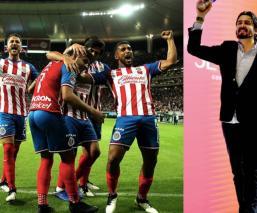 Presidente de Chivas asegura que hay jugadores que brillan y merecen trato especial