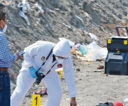 Pepenadores se encuentran dos cadáveres cuando laboraban en basurero de Ecatepec