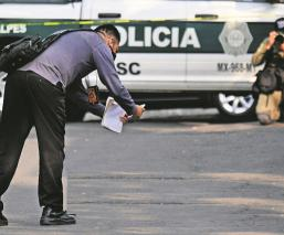Agente de la FGR abate a presunto asaltante en la Alcaldía Álvaro Obregón