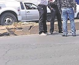 Atropellan a peatón en calzada Ermita Iztapalapa, el conductor se dió a la fuga