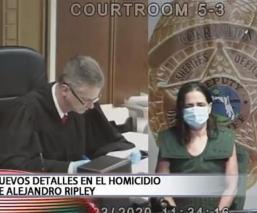 Mujer confiesa haber matado a su hijo con autismo; lo empujó a un canal de aguas en Florida