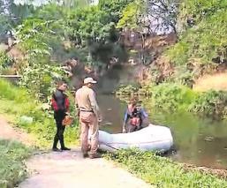 Suspenden búsqueda de cocodrilo que tenían como mascota en Mazatepec, en Morelos