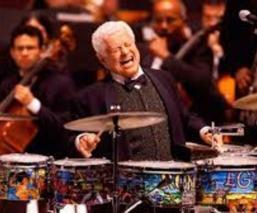 Se cumplen dos décadas sin el percusionista Tito Puente, el 'Rey del Timbal'