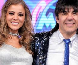Adrián Uribe anuncia que tendrá su segundo hijo, con la modelo Thuany Martins