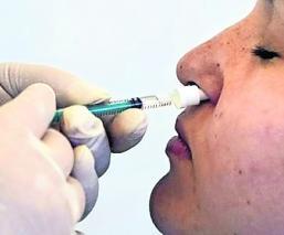 Científicos rusos desarrolla una vacuna contra el Covid-19, vía nasal