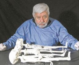 Jaime Maussan y las Momias de Nazca, un hallazgo que podría cambiar la historia