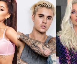 Ariana Grande, Justin Bieber y Katy Perry pagan fianza de manifestantes detenidos en EU