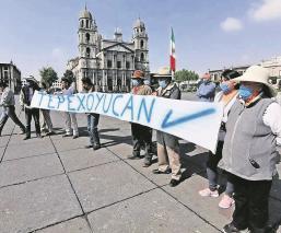Denuncian comuneros de Tepexoyuca devastación de bosques en el Estado de México