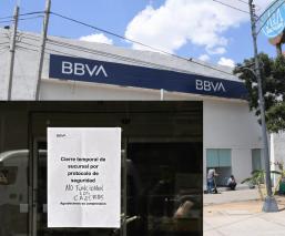 Así se robaron 14 millones de pesos en un banco de CDMX, con cinturón-bomba falso