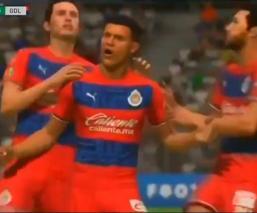 Chivas humilla a Pumas y los elimina de la eLiga MX