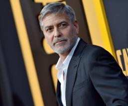 George Clooney asegura que el racismo es la verdadera pandemia de Estados Unidos