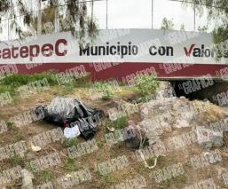 Miércoles de terror: Parten a dos en cachos y riegan sus restos en varias zonas de Edomex