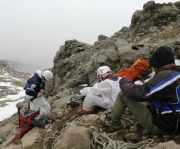 Hallan cadáver de alpinista perdido desde el domingo en el volcán Iztaccíhuatl, en Edomex