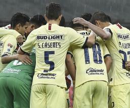Futbolistas del América muestran su apoyo contra el racismo en redes sociales