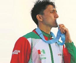 El atleta mexicano Ismael Hernández buscará calificar a los Juegos Olímpicos de Tokio