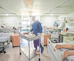 En el Estado de México, el personal médico contagiado por Covid-19 ya casi llega a 4 mil