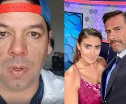 Hijo de Cepillín estalla y amenaza en redes sociales a Eduardo Videgaray y a su novia