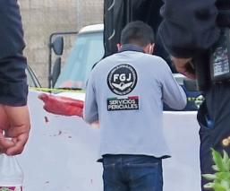 Presumen ajuste de cuentas en avenida Andrés Manuel López Obrador, en Edomex