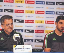 Rodolfo Pizarro revela que el entrenador Juan Carlos Osorio prefería a los europeos