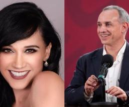 Susana Zabaleta envía seductor video a Hugo López-Gatell y causa polémica en Internet