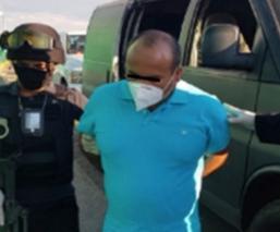 Detienen a alcalde de Zacualpan; es acusado de homicidio calificado en grado de tentativa