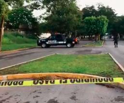 Acribillan de nueve balazos a joven a unos metros de su casa, en Morelos