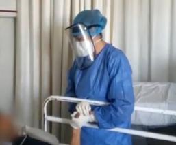 Covid-19 colapsa hospitales de el Edomex, médicos piden a la población se queden en casa