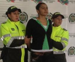 """Conoce la historia real de """"Rosario Tijeras"""", la colombiana fue capturada en 2013"""