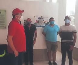 Alcalde colombiano entrega a su hijo a la policía, por haber violado la cuarentena
