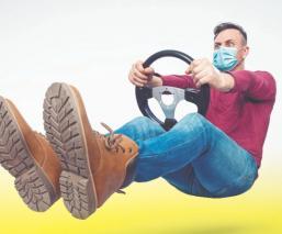 ¿Viajas en carretera en épocas de Covid-19? Estas son las recomendaciones que debes seguir
