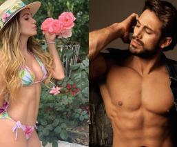Andrea Escalona le pone trampa a Lambda García en juego y revelan su secreto sexual