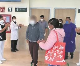 Edomex lleva veinte por ciento de reducción hospitalaria por Covid-19, asegura gobernador
