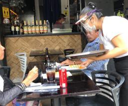 Restaurantes de la CDMX reabren sus puertas con medidas preventivas ante el Covid-19