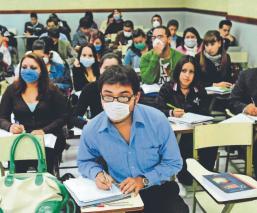 Sólo el 50% de universitarios en México regresarán a las aulas, por Covid-19