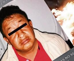 Atoran a hombre que incitó a quemar vivo a otro en el Estado de México