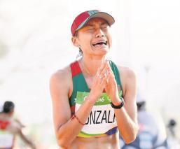 Lupita González se pierde Tokio 2020, mantiene el castigo por dopaje