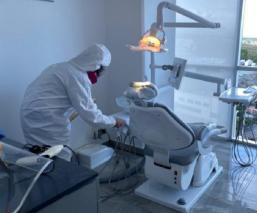 Regresar a la nueva normalidad representa más gastos en insumos para dentistas en Morelos